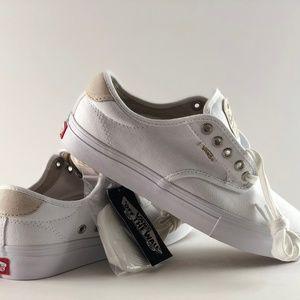 Vans Chima Ferguson PRO (Oxford) White Skateboard